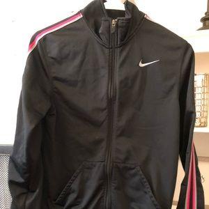 New Women's Nike zip up jacket